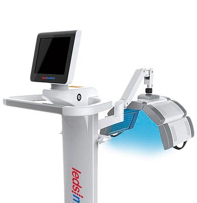 Tratamientos de la terapia fotodinamica